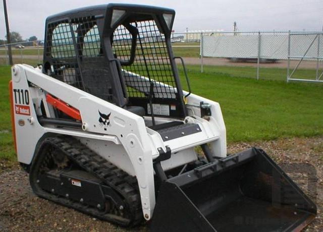 Bobcat T110 - заказать радиатор