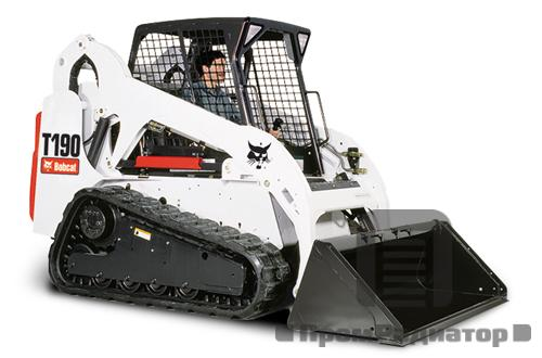 Bobcat T190 - заказать радиатор