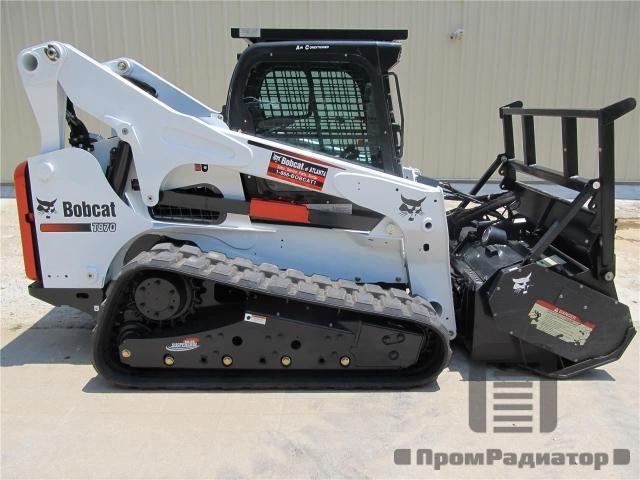 Bobcat T870 - заказать радиатор