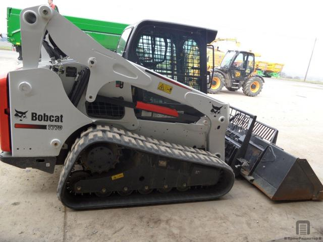 Bobcat T770 - заказать радиатор