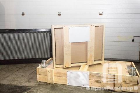 Цех ОТК №4 (упаковка радиаторов) - компания ПромРадиатор