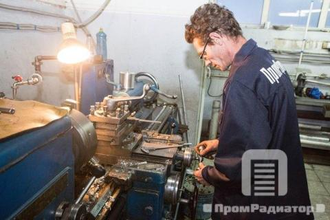 Производственный цех №2 - компания ПромРадиатор